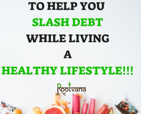 MONEY SAVING TIPS TO SLASH DEBT