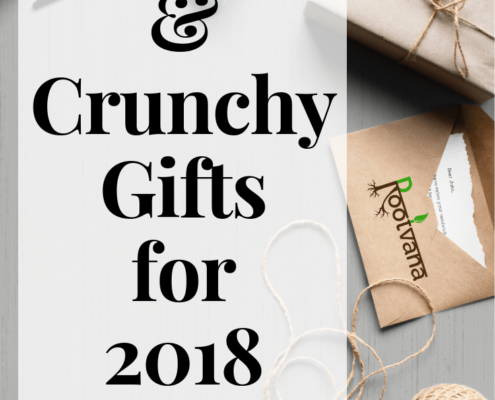 8 simple crunchy gifts